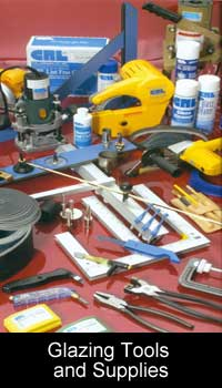 Wholesale Glazing Tools and Supplies